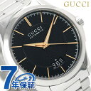 グッチ 腕時計 グッチ 時計 メンズ GUCCI 腕時計 Gタイムレス 40mm 自動巻き YA126432 ブラック【あす楽対応】