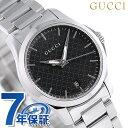 グッチ 腕時計 グッチ 時計 レディース GUCCI 腕時計 Gタイムレス 28mm YA126592 ブラック