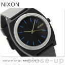 ニクソン 腕時計(メンズ) ニクソン A1191529 nixon ニクソン タイムテラーP メンズ 腕時計 ミッドナイトGT【あす楽対応】