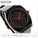 ニクソン 腕時計(メンズ) ニクソン A119480 nixon ニクソン 腕時計 タイムテラーP Black/Bright Pink ブラック ブライトピンク【あす楽対応】