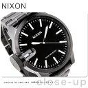 ニクソン 腕時計(メンズ) ニクソン A198001 nixon ニクソン 腕時計 THE CHRONICLE SS クロニクル オールブラック