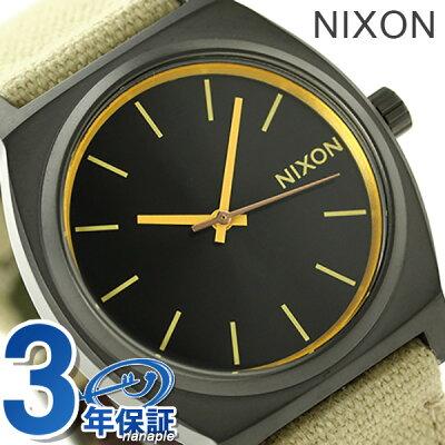 【25日なら全品5倍以上!店内ポイント最大45倍】 ニクソン 腕時計 nixon タイムテラー A0451711 クオーツ カーキ/カモ 時計【あす楽対応】