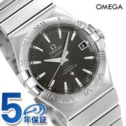 オメガ コンステレーション 腕時計(メンズ) オメガ OMEGA コンステレーション 35mm 自動巻き 腕時計 123.10.35.20.06.001 OMEGA グレー【あす楽対応】
