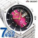 オリエント 腕時計(メンズ) オリエント スポーツ SK復刻モデル 自動巻き 日本製 メンズ 腕時計 RN-AA0B02R ORIENT レッド【あす楽対応】