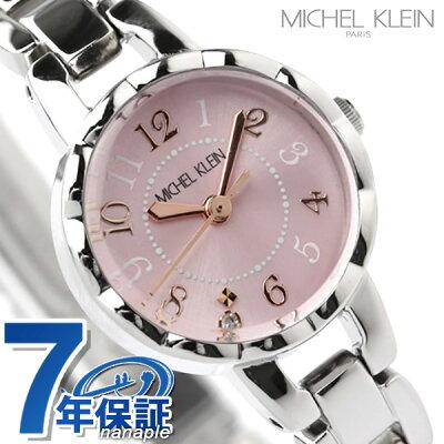 ミッシェルクラン MICHEL KLEIN 腕時計 レディース ピンク AJCK026 時計