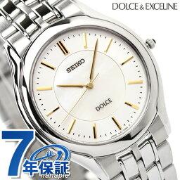 ドルチェ&エクセリーヌ セイコー ドルチェ&エクセリーヌ メンズ SACL009 SEIKO DOLCE&EXCELINE 腕時計 マザーオブパール 時計
