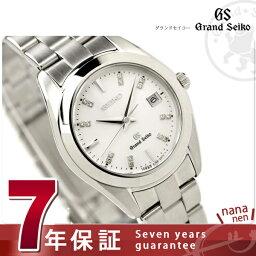 セイコー グランドセイコー 腕時計(レディース) STGF073 グランド セイコー クオーツ 腕時計 ホワイト GRAND SEIKO