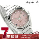 アニエスベー 腕時計(レディース) アニエスベー マルセイユ ソーラー レディース FBSD965 agnes b. 腕時計 ピンク