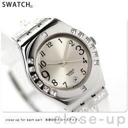 スウォッチ アイロニー 腕時計(レディース) スウォッチ SWATCH 腕時計 スイス製 アイロニー ファンシー・ミー YLS430 【あす楽対応】