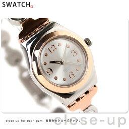 スウォッチ アイロニー 腕時計(レディース) スウォッチ SWATCH 腕時計 スイス製 アイロニー レディ パッション YSS234G 【あす楽対応】
