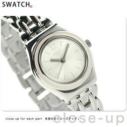 スウォッチ アイロニー 腕時計(レディース) スウォッチ SWATCH 腕時計 スイス製 アイロニー レイディ レディース YSS285G 【あす楽対応】