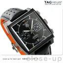 タグホイヤー モナコ 腕時計(メンズ) タグホイヤー モナコ クロノグラフ クラブモナコ 限定モデル CAW211M.FC6324 TAG Heuer メンズ 腕時計 自動巻き オールブラック