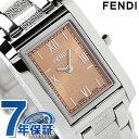 フェンディ フェンディ ループ メンズ 腕時計 F765370 FENDI クオーツ コパー 新品