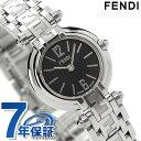 フェンディ フェンディ ズッカ レディース 腕時計 F79210 FENDI クオーツ ブラック 新品【あす楽対応】