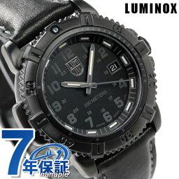 ルミノックス ルミノックス 腕時計 ネイビー シールズ カラーマークシリーズ デイト レディース ブラックアウト LUMINOX 7251.bo