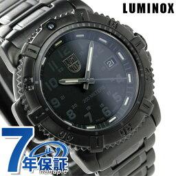 ルミノックス ルミノックス 腕時計 ネイビー シールズ カラーマークシリーズ デイト レディース ブラックアウト LUMINOX 7252.bo