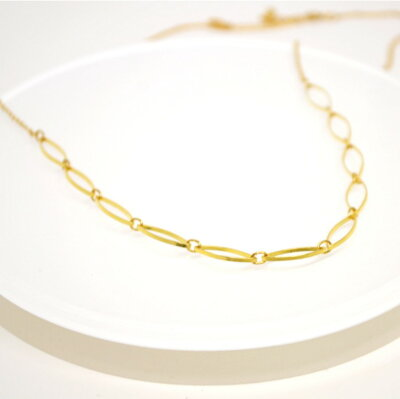naotjewelry Marquis Necklace レディース マーキス ネックレス ゴールド