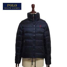ラルフローレン ラルフローレン ポロ レディース 星条旗 ライト ダウンジャケット コート/ネイビーPOLO Ralph Lauren Down Jacket