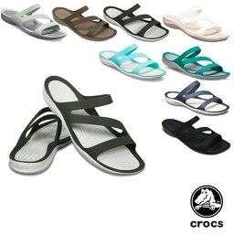 クロックス 【送料無料】クロックス(CROCS) スウィフトウォーター サンダル ウィメン(Women's Swiftwater Sandal) /レディース サンダル【女性用】【楽ギフ_包装選択】【r】【20】[AA]