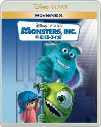 モンスターズインク DVD モンスターズ・インク MovieNEX [Blu-ray+DVD][Blu-ray] / ディズニー
