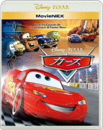 カーズ DVD カーズ MovieNEX [Blu-ray+DVD][Blu-ray] / ディズニー