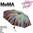 モマ [送料無料]モマ 折りたたみ傘 MoMA Pencils umbrella M108053 フランクロイドライト 色鉛筆 誕生日プレゼント ラッピング 傘 ds-Ya