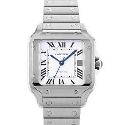 カルティエ サントス 腕時計(メンズ) 【クーポンで最大3万円オフ!!】カルティエ サントス MM CARTIER SANTOS MM/WSSA0010【新品】【メンズ】