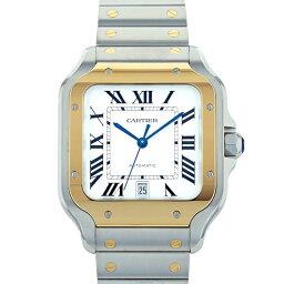 カルティエ サントス 腕時計(メンズ) 【クーポンで最大3万円オフ!!】カルティエ サントス LM CARTIER SANTOS LM/W2SA0006【新品】【メンズ】