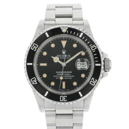 サブマリーナ 腕時計 ロレックス(メンズ) ロレックス サブマリーナ デイト ROLEX SUBMARINER DATE/16800【アンティーク】【メンズ】