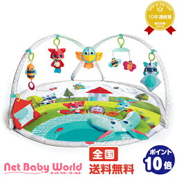 ベビージム タイニーラブ メドウデイズ ダイナミックジミニー TINY LOVE Meadow Days 4 Way 日本育児 Nihonikuji おもちゃ・遊具・ベビージム・メリー ベビージム
