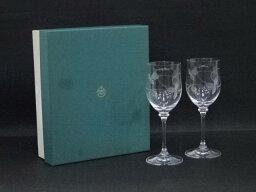 ミントン グラス 【ガラス】MINTON ミントン ワイングラスペア【送料無料】[ミントン/イギリス/洋食器/ブランド]