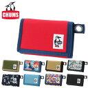 チャムス CHUMS 三つ折り財布 RECYCLE リサイクル SMALL WALLET スモールウォレット ch60-3142 メンズ レディース ネコポス可能 誕生日 3つ折り財布 プレゼント ギフト chu21ss