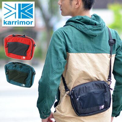 カリマー karrimor!ショルダーバッグ トレックキャリーフロントバッグ 【Trek Carry/トレックキャリー】 [Trek Carry Front Bag] メンズ レディース 軽量 ナイロン【P10倍】【送料無料】 ラッピング 週末限定 あす楽