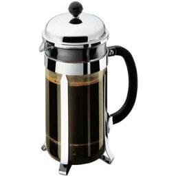 フレンチプレス ボダム 【bodum】 フレンチプレス コーヒーメーカー シャンボール 1リットル (8カップ用)1928-16