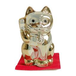 バカラ 招き猫 【数量限定価格】バカラ (Baccarat) 招き猫 ゴールド 2-612-997【あす楽対応】
