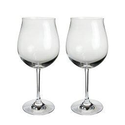 バカラ ワイングラス バカラ (Baccarat) デギュスタシオン ブルゴーニュ NEW ワイングラス ペア 610-925 [バカラ ペアグラス]