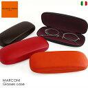 メガネケース メンズ GIORGIO FEDON MARCONI-2 メガネケース スムース イタリア製 直輸入 インポート 眼鏡入れ おしゃれ メンズ レディース ワイド ジョルジオフェドン P-MARCONI-2
