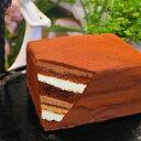 チョコレートケーキ チョコレート 長崎石畳ショコラ 絶品チョコレートケーキ (ラージサイズ) TVで紹介 ネオクラシッククローバー 長崎県