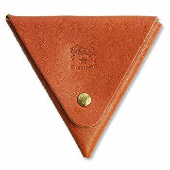 【イルビゾンテ IL BISONTE 財布】三角コインケース [商品番号_5402305141]【あす楽対応】【財布 コインケース】