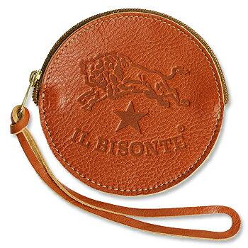 【イルビゾンテ IL BISONTE 財布】ビッグロゴコインケース [商品番号_54172304141]【送料無料】【あす楽対応】【財布 コインケース】