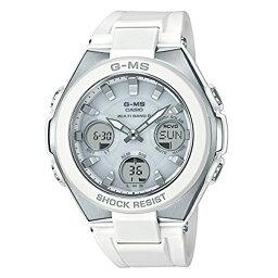 カシオ Baby-G 腕時計(メンズ) 国内正規品 カシオ Baby-G ベビーG ベビージー レディース 腕時計 高級ライン アナデジ 高機能 ホワイト MSG-W100-7AJF ビジネス 女性 ブランド 誕生日 お祝い プレゼント ギフト お洒落