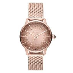 ディーゼル 腕時計(レディース) ディーゼル 時計 レディース 腕時計 カスティーリャな文字盤 ローズゴールド メッシュブレスレット DZ5592 ビジネス 女性 ブランド プレゼント 誕生日 お祝い プレゼント ギフト