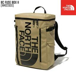 ザ・ノース・フェイス 2021 春夏 新作 ノースフェイス THE NORTH FACE BC ヒューズ ボックス 2 BC FUSE BOX II リュック バックパック NM82000 メンズ レディース