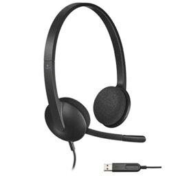 ロジクール [ロジクール]USBヘッドセット H340【20P28Sep16】