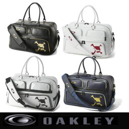オークリー オークリー 2016 SKULL BOSTON BAG 10.0 92922JP 日本仕様 【Oakley bag スカル ボストンバッグ ダッフルバッグ ゴルフ】