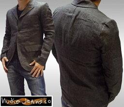 ヌーディージーンズ ヌーディージーンズ NUDIE JEANS メンズ テーラードジャケット テーラード ジャケット ブレザー アウター ジーンズ ブランド セレブ ファッション サファリ掲載 NUDIEJEANS ヌーディー イタリア パンツ インポート イタカジ カジュアル ウェア セレカジ スタイル 正規 商品