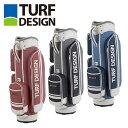 朝日ゴルフ ターフデザイン (TURE DESIGN) ツアーカート キャディバッグ Caddie Bag 9型 47インチ対応 朝日ゴルフ