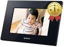 ソニー デジタルフォトフレーム デジタルフォトフレーム S-Frame D710 7.0型 内蔵メモリー128MB DPF-D710/B[DPF-D710](ブラック)