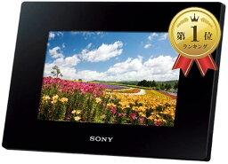 ソニー デジタルフォトフレーム デジタルフォトフレーム S-Frame D720 7.0型 内蔵メモリー2GB DPF-D720/B(ブラック)