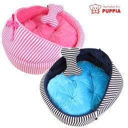 おしゃれペットベット PUPPIA(パピア)SPACE SHIP(スペースシップ)BED(ベッド)【送料無料】犬服/ドッグウェア/小型犬用品/子犬/おしゃれ/ペット/チワワ/トイプー/ヨーキー 02P03Dec16